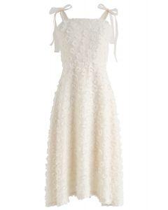 Parisian Weekend Feather Cami Dress